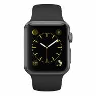 Réparation Apple Watch Série 1 38 mm Vitre tactile