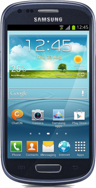 Réparation GALAXY S3 MINI GT-I8190 Nappe Micro