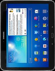 Réparation Galaxy Tab 3 10 Pouces GT-P5210 Wifi Vitre tactile cassée