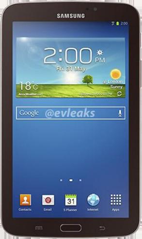 Réparation Galaxy Tab 3 7.0 Pouces SM-T2100 Wifi Lecteur de SIM-SD