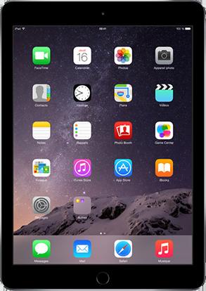 Réparation iPad Air 2 9,7 Pouces Wifi Écran cassé