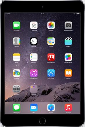 Réparation iPad mini 3 Wifi Écran et Vitre cassés