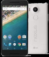 Réparation LG Nexus 5X Écran cassé
