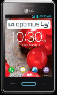 Réparation LG OPTIMUS L3 II Écran cassé