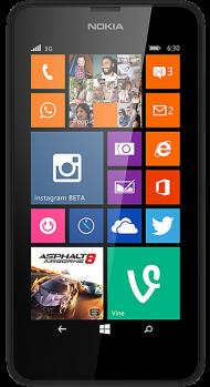 Réparation Lumia 630 Double Sim Vibreur