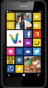 Réparation Lumia 635 Connectique de Charge